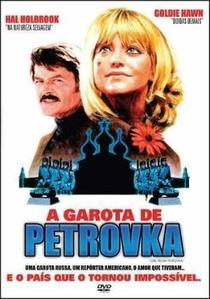 A Garota de Petrovka - Poster / Capa / Cartaz - Oficial 4