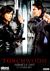 Torchwood - Miracle day - Poster / Capa / Cartaz - Oficial 1