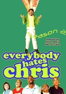 Todo Mundo Odeia o Chris (2ª Temporada) - Poster / Capa / Cartaz - Oficial 2