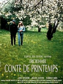 Conto da Primavera - Poster / Capa / Cartaz - Oficial 1