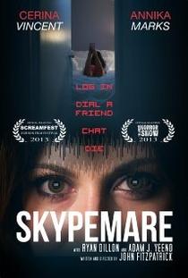 Skypemare - Poster / Capa / Cartaz - Oficial 1
