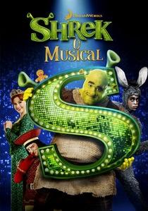 Shrek: O Musical - Poster / Capa / Cartaz - Oficial 1