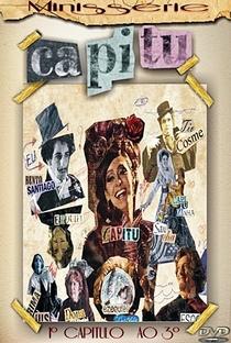 Capitu - Poster / Capa / Cartaz - Oficial 4