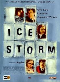 Tempestade de Gelo - Poster / Capa / Cartaz - Oficial 5
