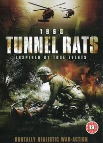 1968 Tunnel Rats - Poster / Capa / Cartaz - Oficial 6