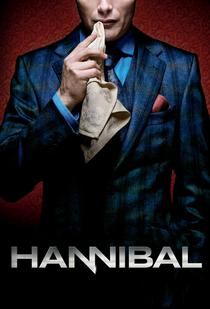 Hannibal (1ª Temporada) - Poster / Capa / Cartaz - Oficial 1