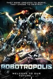 Robotropolis - Poster / Capa / Cartaz - Oficial 1