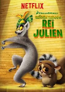 Saúdem todos o Rei Julien (2ª Temporada) - Poster / Capa / Cartaz - Oficial 1