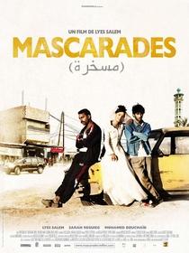 Mascarados - Poster / Capa / Cartaz - Oficial 1