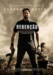 Redenção - Poster / Capa / Cartaz - Oficial 4