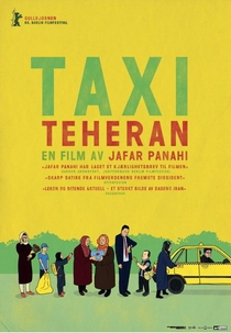 Táxi Teerã - Poster / Capa / Cartaz - Oficial 4