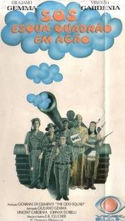 S.O.S. Esquá-Quádrão em Ação - Poster / Capa / Cartaz - Oficial 1
