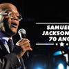 Dentro do luxuoso 70º aniversário de Samuel L. Jackson