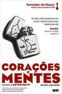 Corações e Mentes - Poster / Capa / Cartaz - Oficial 3