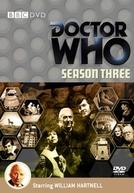 Doctor Who (3ª Temporada) - Série Clássica