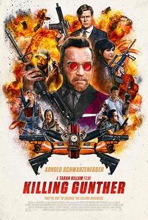 Killing Gunther - Poster / Capa / Cartaz - Oficial 1
