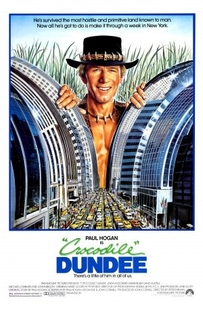 Crocodilo Dundee - Poster / Capa / Cartaz - Oficial 1