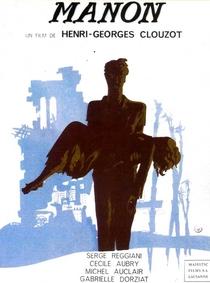 Manon - Anjo Perverso - Poster / Capa / Cartaz - Oficial 1