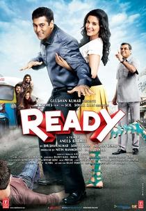 Ready - Poster / Capa / Cartaz - Oficial 2