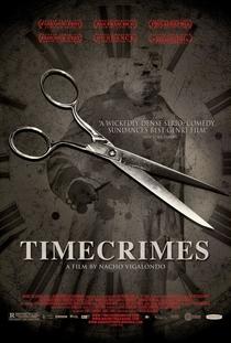 Crimes Temporais - Poster / Capa / Cartaz - Oficial 11