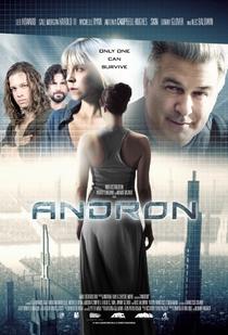 Andron: Labirinto Negro - Poster / Capa / Cartaz - Oficial 2