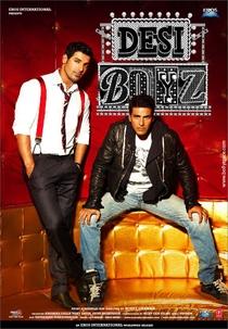 Desi Boyz - Poster / Capa / Cartaz - Oficial 4