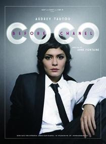 Coco Antes de Chanel - Poster / Capa / Cartaz - Oficial 1
