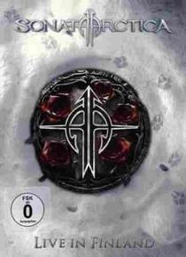Sonata Arctica - Ao vivo na Finlândia - Poster / Capa / Cartaz - Oficial 1