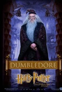 Harry Potter e a Pedra Filosofal - Poster / Capa / Cartaz - Oficial 6