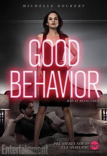 Good Behavior (1ª Temporada) - Poster / Capa / Cartaz - Oficial 2