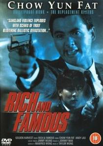 Rico e Famoso - Poster / Capa / Cartaz - Oficial 1