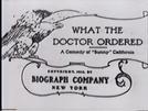 What the Doctor Ordered (What the Doctor Ordered)