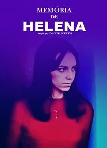 Memória de Helena - Poster / Capa / Cartaz - Oficial 2