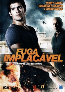 Fuga Implacável - Poster / Capa / Cartaz - Oficial 3