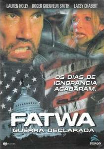 Fatwa - Guerra Declarada - Poster / Capa / Cartaz - Oficial 1