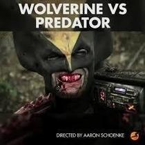Wolverine vs. Predador - Poster / Capa / Cartaz - Oficial 1