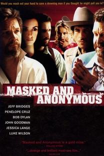 A Máscara do Anonimato - Poster / Capa / Cartaz - Oficial 3