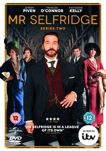 Mr. Selfridge (2ª Temporada) - Poster / Capa / Cartaz - Oficial 2