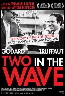Godard, Truffaut e a Nouvelle Vague - Poster / Capa / Cartaz - Oficial 4