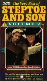 Steptoe and Son (2ª Temporada) - Poster / Capa / Cartaz - Oficial 1