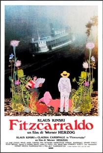 Fitzcarraldo - Poster / Capa / Cartaz - Oficial 5