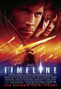 Linha do Tempo - Poster / Capa / Cartaz - Oficial 3