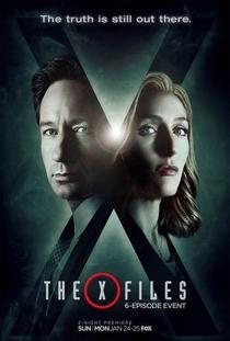 Arquivo X (10ª Temporada) - Poster / Capa / Cartaz - Oficial 1