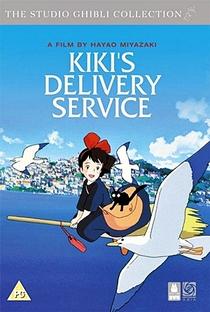 O Serviço de Entregas da Kiki - Poster / Capa / Cartaz - Oficial 26