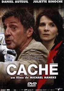 Caché - Poster / Capa / Cartaz - Oficial 5