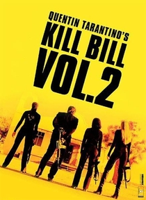 Kill Bill: Volume 2 - Poster / Capa / Cartaz - Oficial 4
