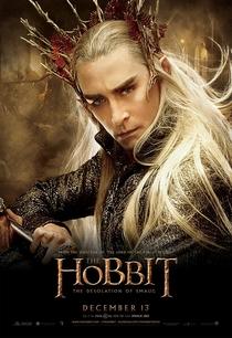 O Hobbit: A Desolação de Smaug - Poster / Capa / Cartaz - Oficial 12