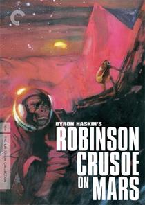 Robinson Crusoé em Marte - Poster / Capa / Cartaz - Oficial 1