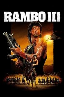 Rambo III - Poster / Capa / Cartaz - Oficial 11