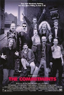 The Commitments - Loucos pela Fama - Poster / Capa / Cartaz - Oficial 5